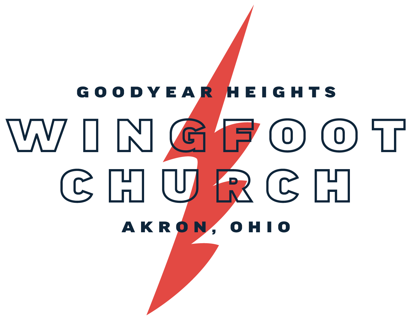 Wingfoot Church // Goodyear Heights Akron, Ohio